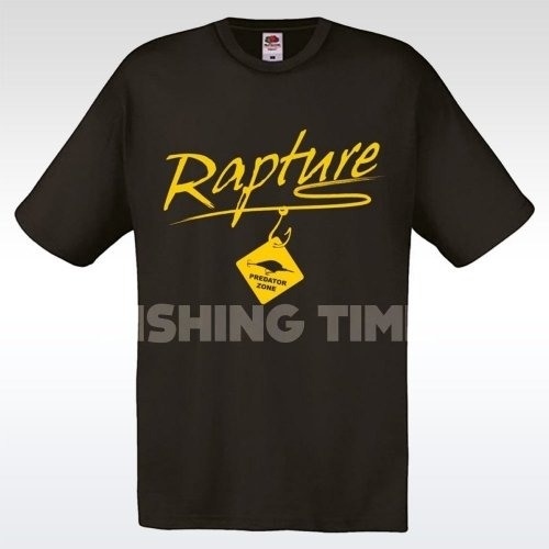 Rapture Predator Zone T-Shirt Graphite póló
