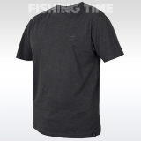 Fox Chunk BLACK Marl T-SHIRT - póló