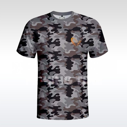 Savage Gear Simply Savage Camo T-shirt póló