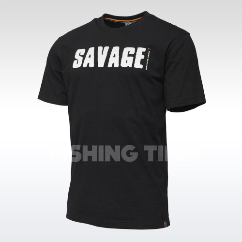Savage Gear Simply Savage Logo Tee póló