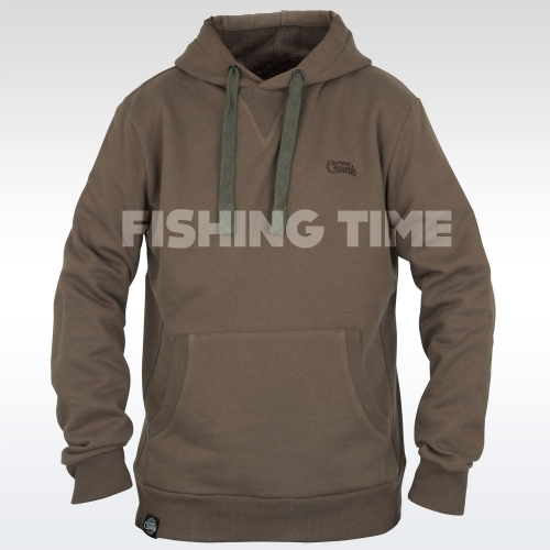 Fox Chunk Ribbed Hoody