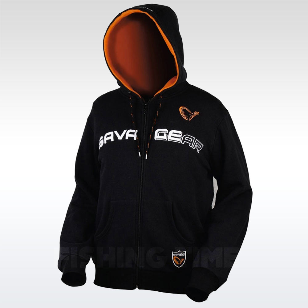 Savage Gear Hooded Polár pulóver  7ce5deba27