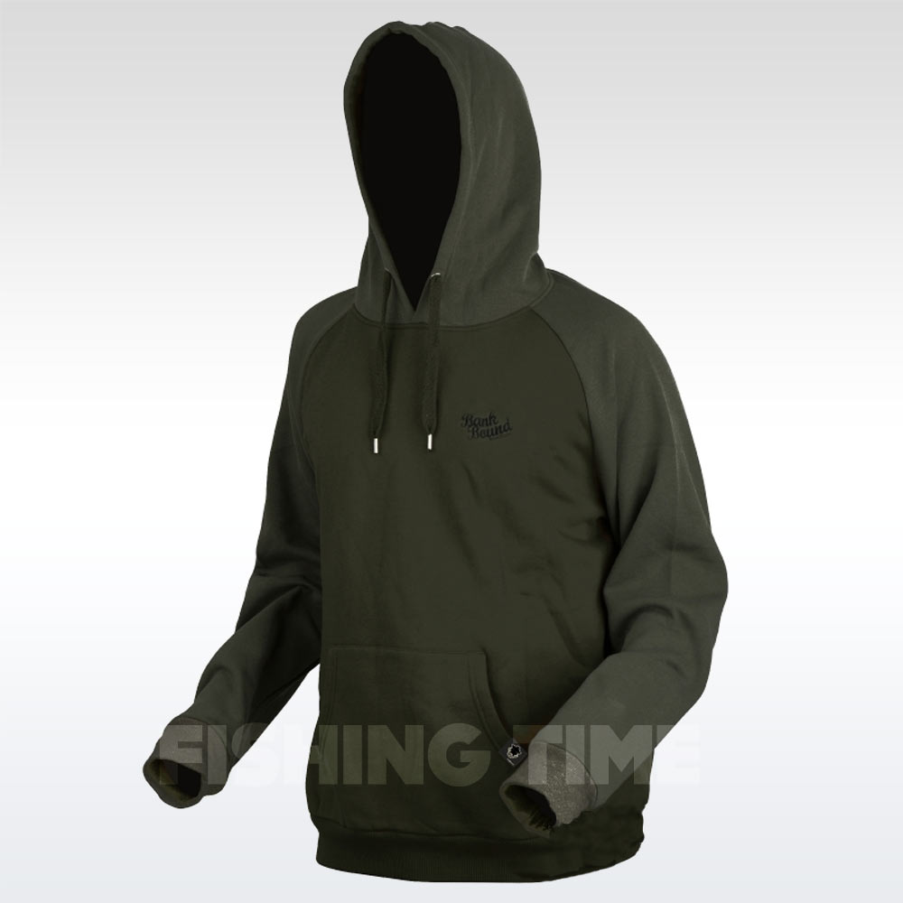 Prologic Bank Bound Hoodie Pullover Green pulóver
