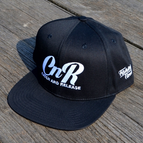 Fishing Time Catch and Release Snapback