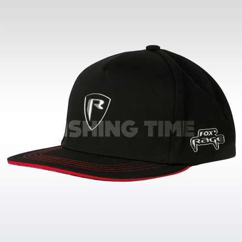 Fox Rage Rage Shield Flat Peak Baseball Cap