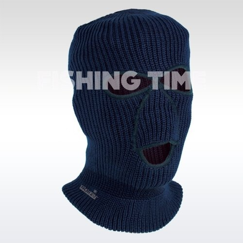 Norfin Knitted Black Mask