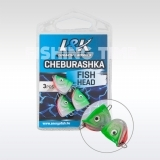 L&K FISH HEAD - CHEBURASHKA