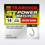 Trabucco ST Power Match horog