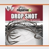Predator-Z Drop Shot Hook
