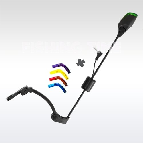Carp Zoom Colour bite indicator - 5 in 1 merevkarú swinger szett