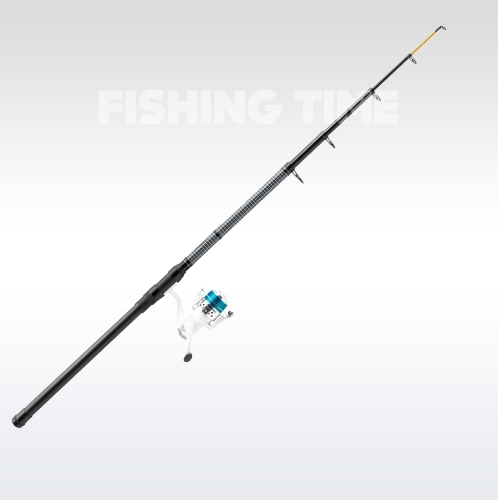 Mitchell GT Pro Surf Telescopic