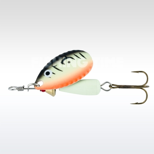Abu Garcia Droppen 6g körforgó villantó UV Orange/Black