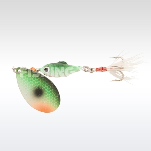ABU Garcia Active Spinner 12g Green