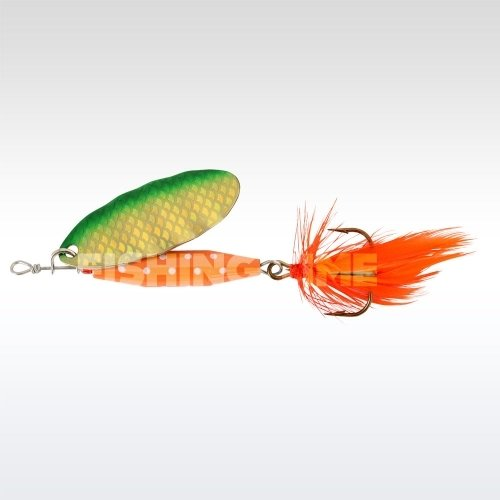 ABU Garcia Reflex Red 12g G/Green Flash