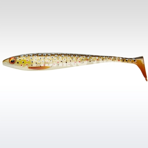 Daiwa Duckfin Gumihal 6cm brown trout