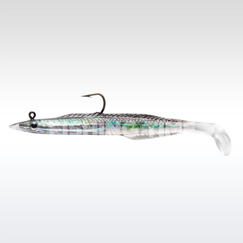 Berkley PowerBait Mounted Sand Eel 15
