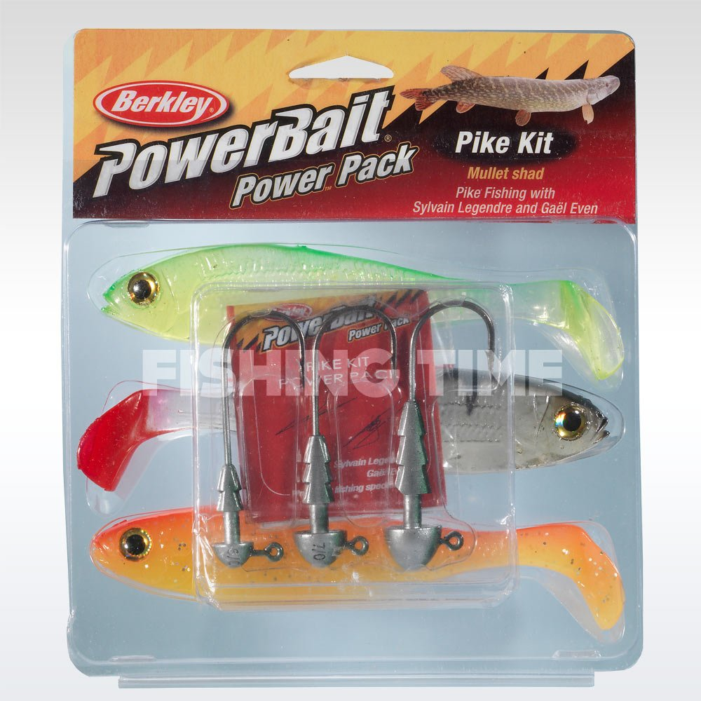 Berkley PowerBait Pro Pack Pike