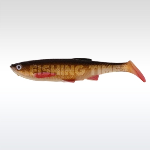 Savage Gear 3D Bleak Paddle Tail 10.5 02-Rudd Minnow