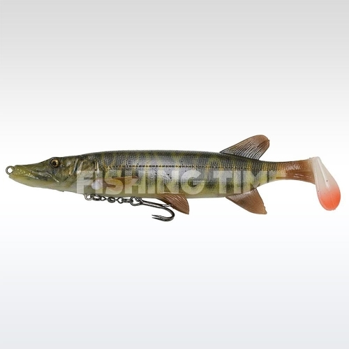 Savage Gear 4D Pike Shad Plasztikcsali
