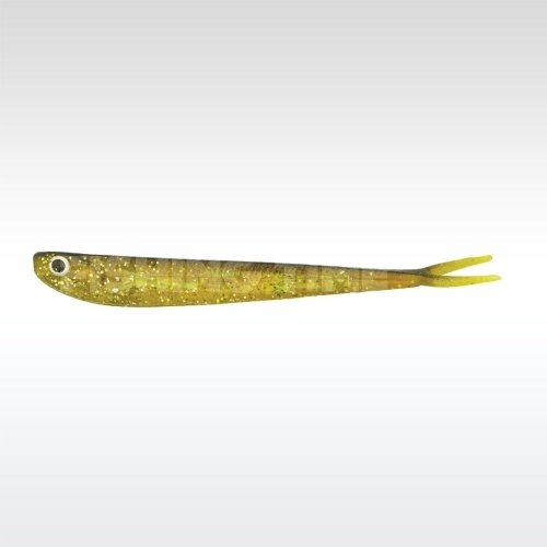 Rapture Twin Tail Minnow 102 plasztikcsali Golden Minnow