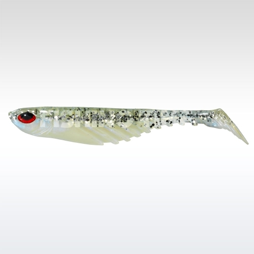 Berkley PowerBait Ripple Shad 13 Silver Magic