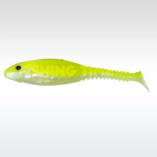 Gunki Grubby Shad 13 Lemon Ice