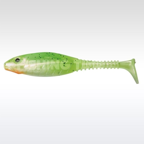 Gunki Grubby Shad 13 Hot Fire Tiger
