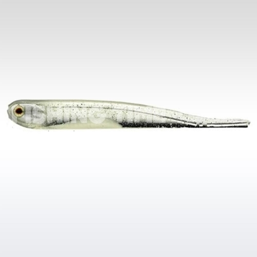 "Illex Super Pin Tail 4"" Shirasu"