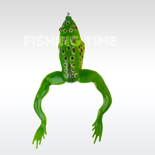 Savage Gear 3D Jumping Frog zöld