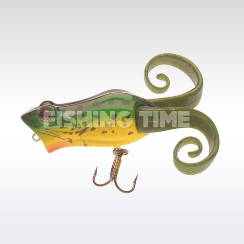 Berkley Frenzy Pop Frog BullFrog