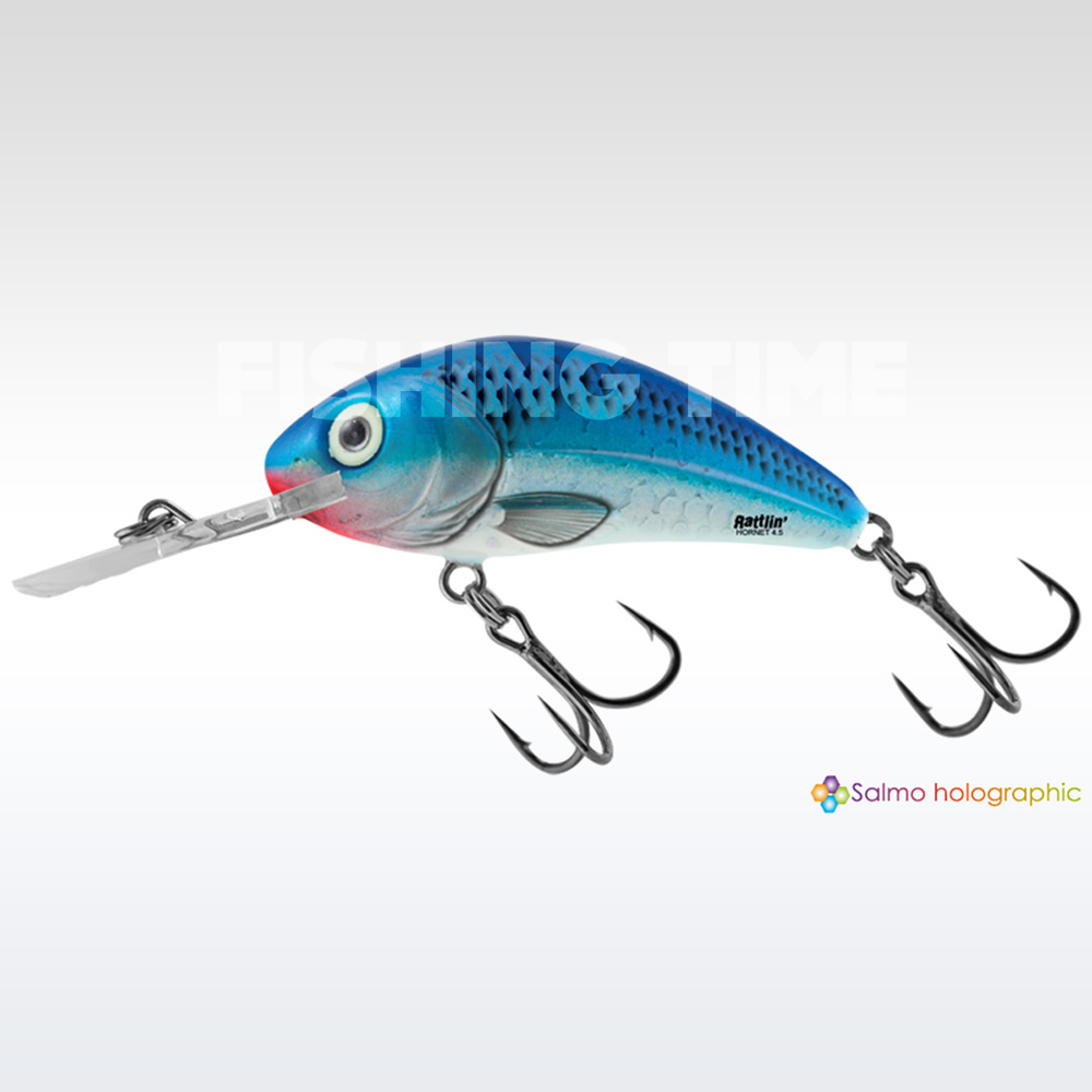 Salmo Rattlin Hornet Floating 6.5