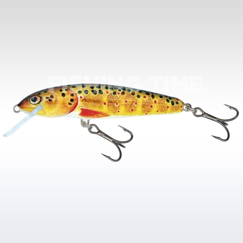 Salmo Minnow Floating 7 T