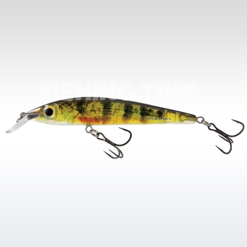 Salmo Sting Rattlin Floating 9 RYP