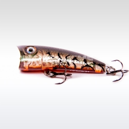 Rapala Ultra Light Popper 4 (ULP-4) GLTU
