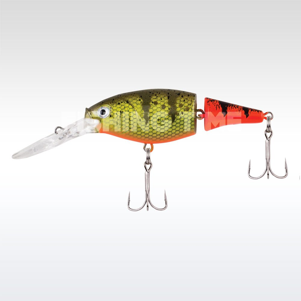 Berkley Flicker Shad Jointed Fire Tail 50