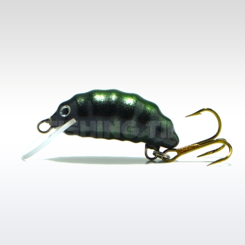 Hegemon Worm 3 F Black Green
