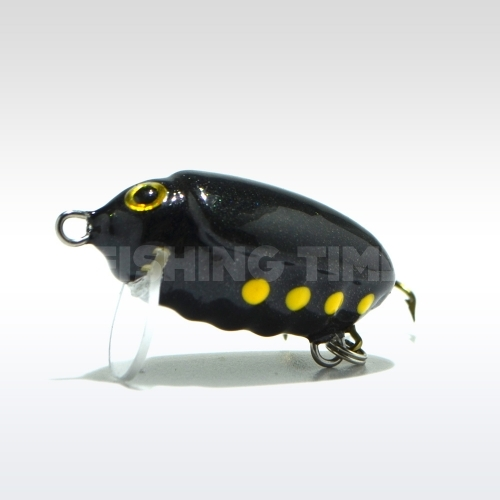 Hegemon Scarab 3 F Yellow Spotted