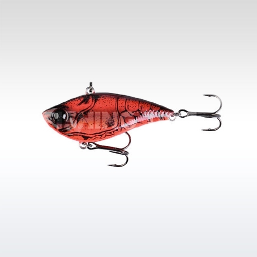 Savage Gear Fat Vibes 6.6 S 07-Red Crayfish