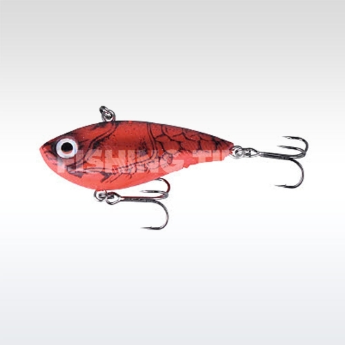 Savage Gear TPE Soft Vibes 6.6 S 07-Red Crayfish
