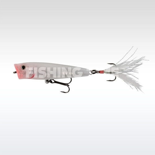 Savage Gear Pop Prey 6.6 03s-Bone White Shiner