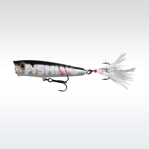 Savage Gear Pop Prey 10 01s-Dirty Silver