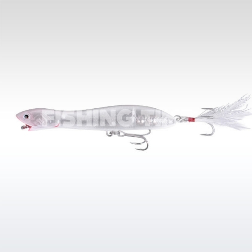 Savage Gear Panic Prey V2 13.5 03-White Flash