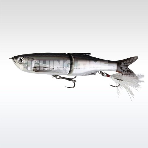 Savage Gear 3D Bleak Glide Swimmer 13.5 S Dirty Silver