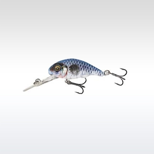 Savage Gear 3D Goby Crank 40 Blue Silver