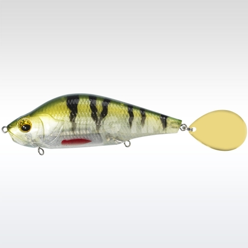 Sebile Spin Glider 115 SK Natural Perch