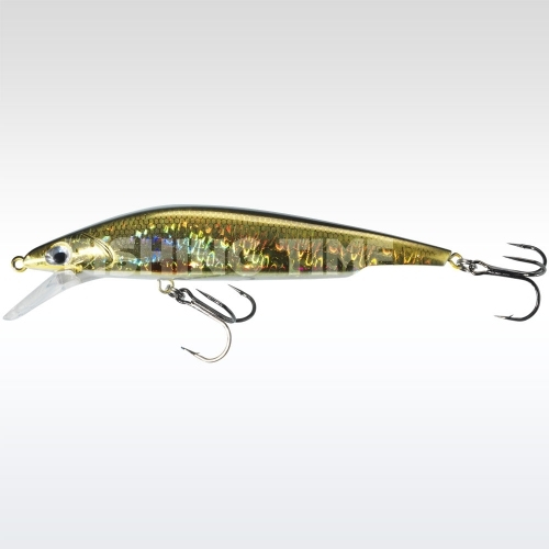 Sebile Bull Minnow 127 FL Natural Goldan Shiner