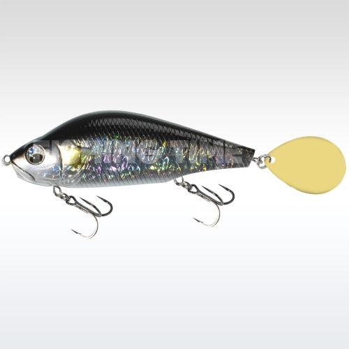 Sebile Spin Glider 95 SK Natural Shiner