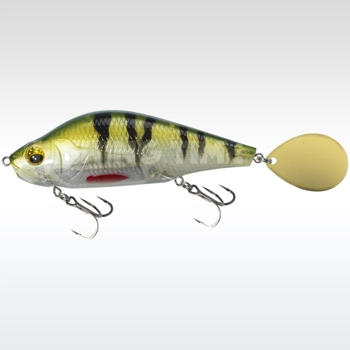 Sebile Spin Glider 95 SK Natural Perch