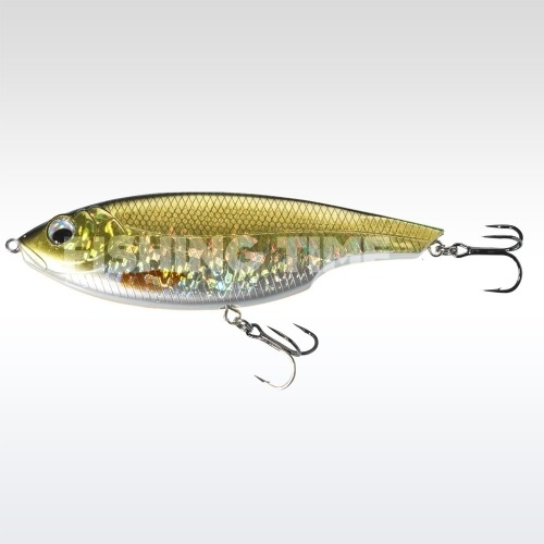 Sebile Lipless Glider 110 SK Natural Golden Shiner
