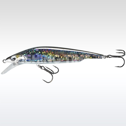 Sebile Bull Minnow 102 FL Natural Shiner